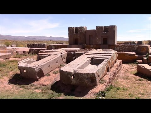 Magnetic Anomalies At Puma Punku And Tiwanaku In Bolivia With An Engineer From England