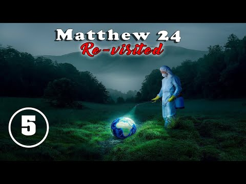 Matthew 24 Re-Visited. Falling Away, Son Of Perdition