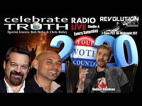 2020 ELECTION WILL DETERMINE FATE OF THE WORLD with Rob Skiba & Chris Bailey | CT Radio Ep. 83