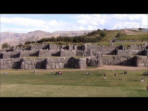 Exploring Megalithic Saqsaywaman In Peru With Anthropologist Theo Paredes