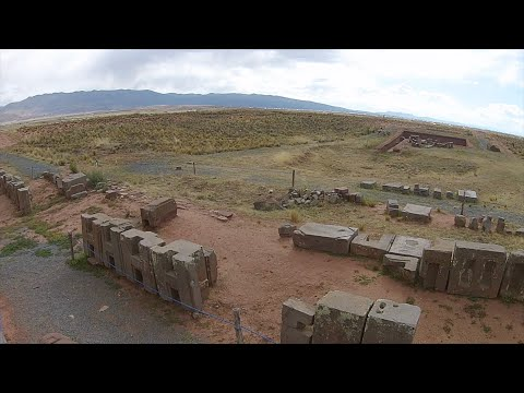 Another Exploration Of Ancient Puma Punku With Bonus Quadcopter Footage