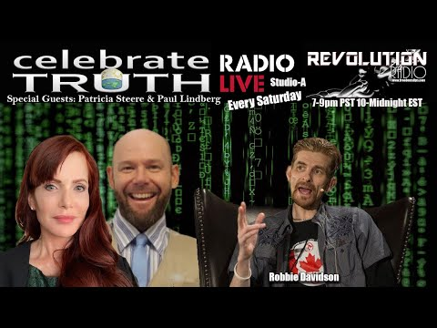 BREAKING FREE FROM THE FINANCIAL MATRIX with Patricia Steere & Paul Lindberg | CT Radio Ep. 85