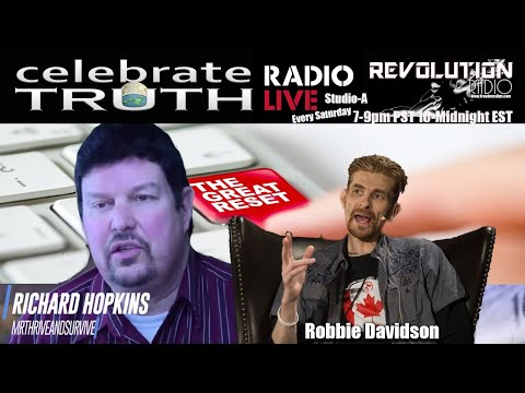 THE GREAT RESET OF 2021 with Richard Hopkins   CT Radio Ep. 86