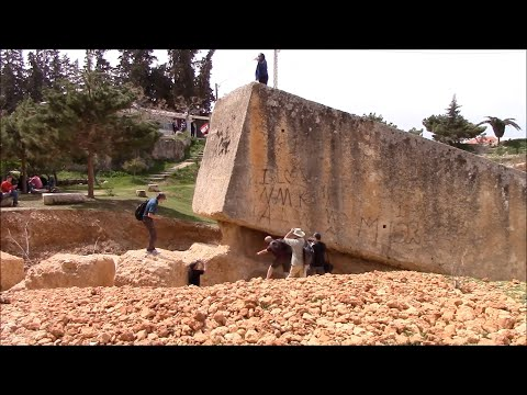 Megaliths Of The Gods: An Exploration Of Baalbek In Lebanon