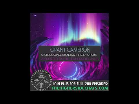 Grant Cameron | Ufology, Consciousness & The Alien Apports