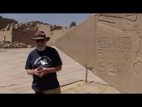 Ancient Anomalies At Karnak In Egypt