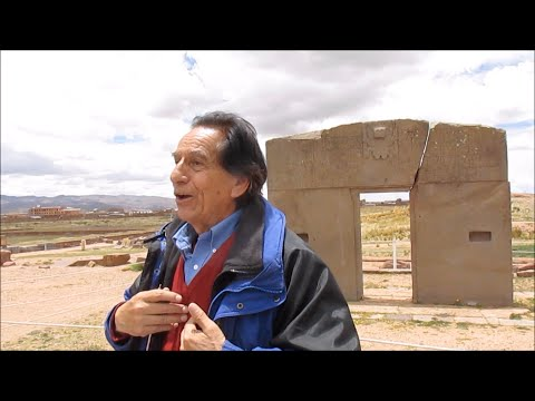 Ancient Tiwanaku In Bolivia With Author Antonio Portugal