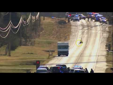 'Suspicious Box Truck' Playing Audio Similar to Nashville Event Shuts Down Highway 231 In Tennessee