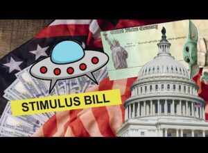 "UFO ""Disclosure"" Timeline Hidden in the Stimulus Bill"