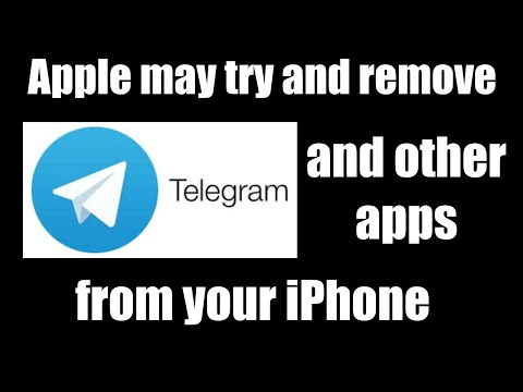 How to stop Apple from removing your messaging apps.