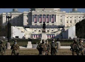 Biden Inauguration Rehearsal Postponed Over Security Threat, Capitol Turned Into Security Fortress