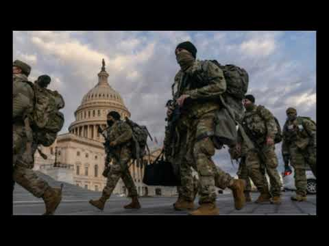 2 National Guard Members Removed from Biden Inauguration Over Ties to Fringe Militia Groups