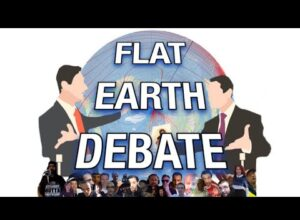 Flat Earth Debate 1335 **LIVE**