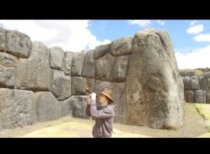 More Megalithic Explorations Near The Inca Capital Of Cusco In Peru