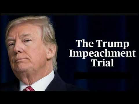 Trump Impeachment Timeline Laid Out By McConnell
