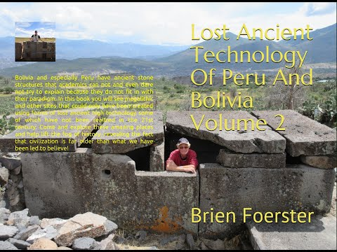 My Latest Interview About Ancient Peru: Inca And Megalithic Sites