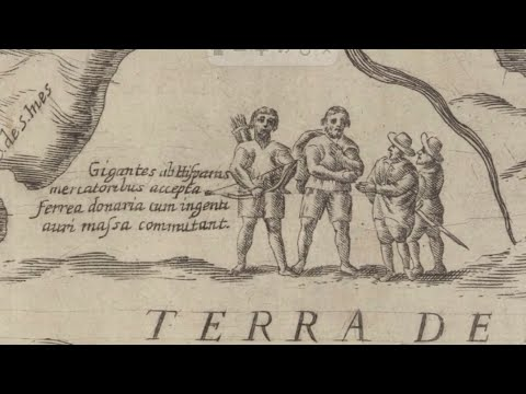 Giants Of Terra del Fuego and Real Dragons / Pterodactyls
