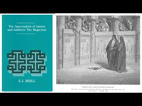 The Apocryphon Of Jannes And Jambres – Lost Book Of The Apocrypha (Full Audiobook)