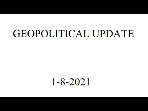Update 1-8-21 Game On
