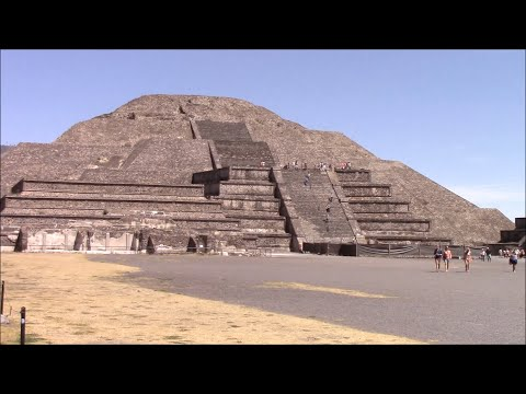 Exploring The Ancient Pyramids Of Teotihuacan In Mexico