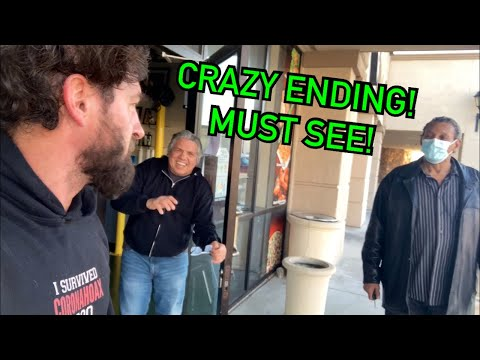 Interview With Business Owner & Face Diaper Man – MUST SEE!