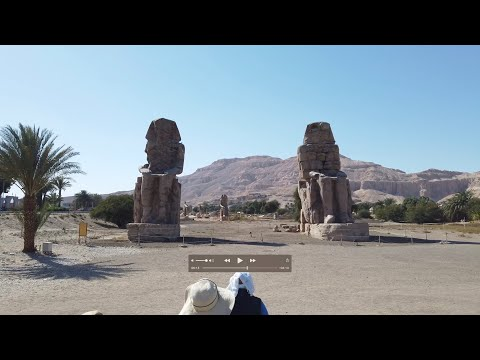 Ancient Egypt: 3 Of The Largest Stone Statues Ever Created…