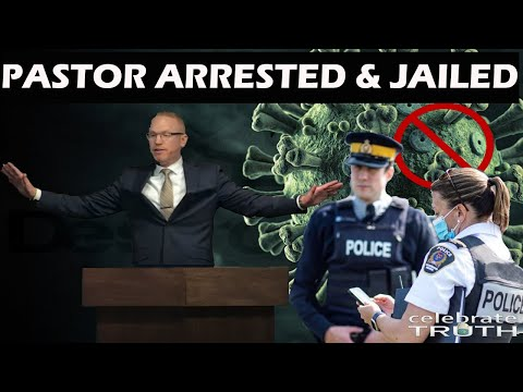 PASTOR ARRESTED & JAILED IN CANADA! CT RADIO Ep. 99