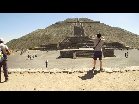 Exploring Several Ancient Sites In Mexico: From Mexico City To The Yucatan