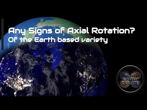 Any Evidence That Earth Is Spinning FED Ad 8