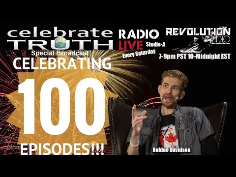 CELEBRATING 100 EPISODES with Robbie Davidson & Guests   CT Radio Ep. 100