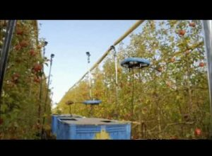 Human Workers to Be Replaced by Flying-Robot-Harvester That Picks Ripe Fruit