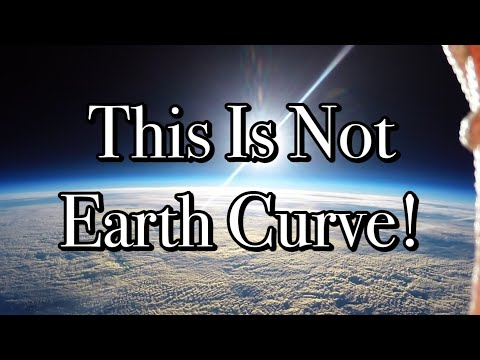 How Can You Believe In Earth Curve?