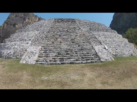 Olmec Pyramids In Mexico And A Snake Temple In Peru