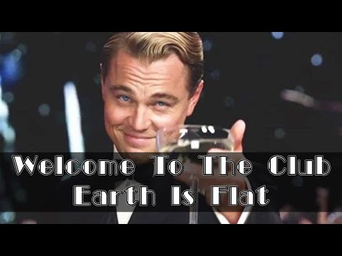 Flat Earth – Welcome To The Club