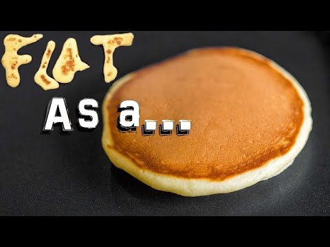 10. Over 50% of Earth's Surface is Admittedly Flatter Than a Pancake!