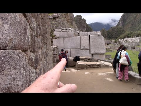 Exploring Machu Pic'chu In Peru With Two Local Guides: Official Story Versus Reality