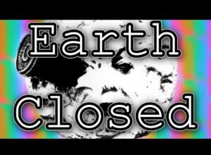 Earth Is Closed – Men Can't Go To The Moon