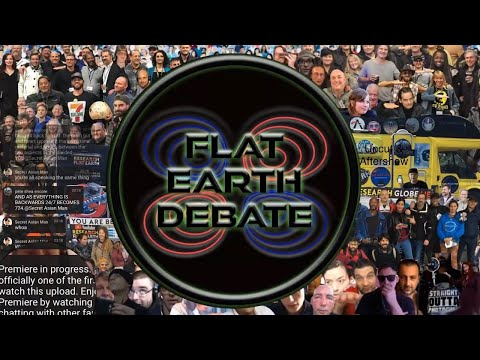 Flat Earth Debate 1365 **LIVE** Public Chant