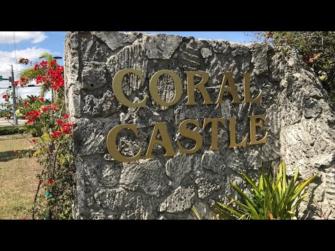 A Visit To Coral Castle In Florida