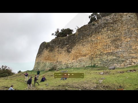 Kuelap: Ancient Fortress Of The Cloud Warriors Of The High Amazon Jungle Of Peru