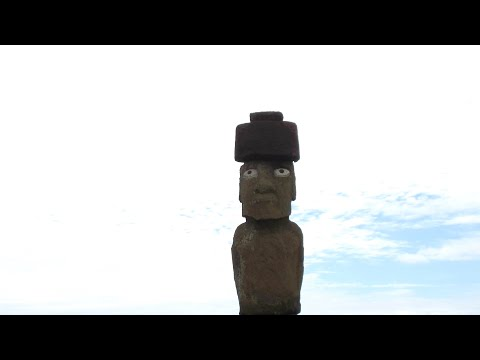 More Explorations On Easter Island