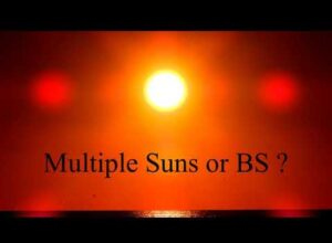 Multiple Suns or BS