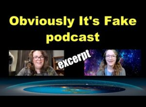 Flat Earth – Obviously It's Fake   excerpt