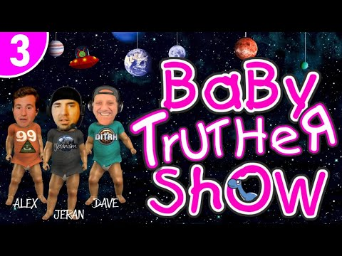 The Baby Truther Show #3 – DITRH, Stein, Me, Marty Leeds, + Your Calls! LIVE