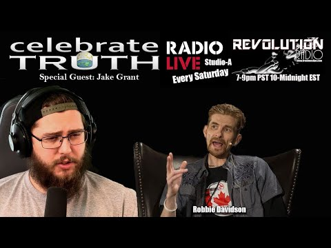 WORLD'S LIES ON HYPERDRIVE with Jake Grant | CT Radio Ep. 105