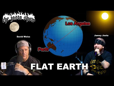 The Jasts Show – Preview – Flat Earth