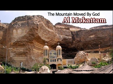 The Actual Mountain Moved By God