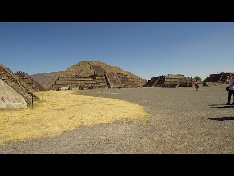 """Teotihuacan: An Ancient Mexican Complex """"Where Men Became Gods"""""""