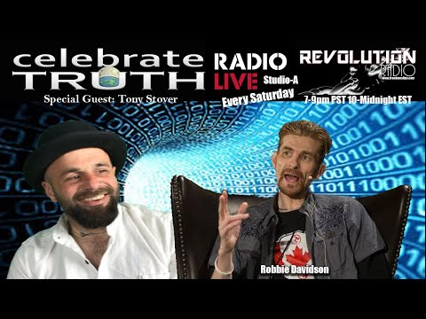 WHAT IN THE WORLD IS GOING ON? with Tony Stover   CT Radio Ep. 106