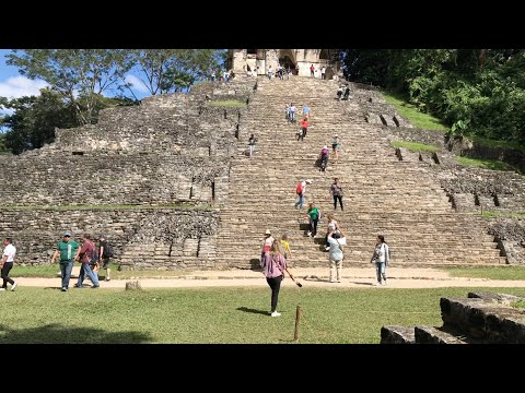 Who Was At Palenque In Mexico Before The Maya? Older Megalithic Evidence Revealed